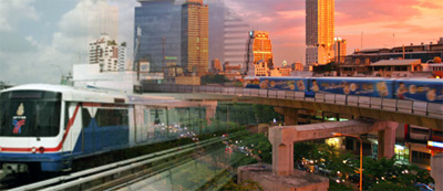 bangkok sky train bst