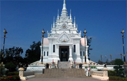 Surat Thani city Pillar Shrine
