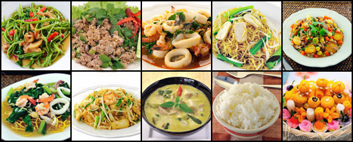 Amazing thailand food and drink for Amazing thai cuisine